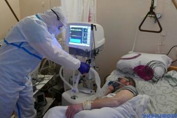 Covid-19 : 18 132 nouveaux cas et 326  décès en Ukraine