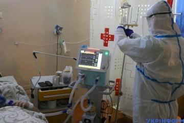Covid-19 : l'Ukraine a enregistré un nombre record de contaminations