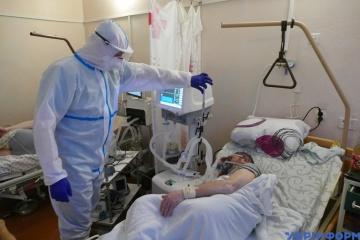 Na Ukrainie zarejestrowano 17569 nowych przypadków COVID-19