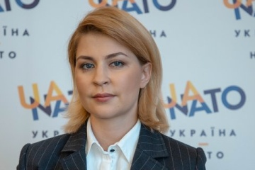 Ukraine seeks to increase participation in NATO-led missions, operations - Stefanishyna