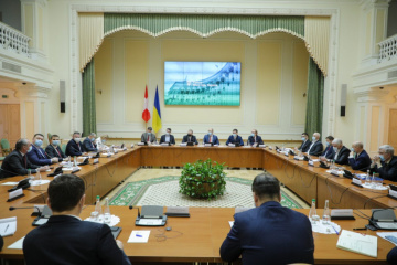 PM: Ukraine seeks to implement judicial reform as soon as possible to guarantee business confidence