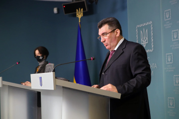 Danílov: Ucrania busca resolver el conflicto en el este principalmente a través de medios políticos y diplomáticos