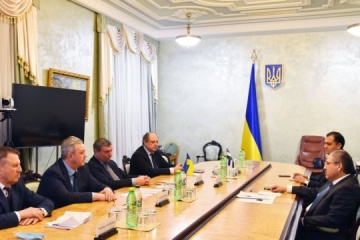 Minister Urusky wants to strengthen cooperation with Uzbekistan
