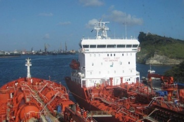 Pirates attack tanker with Ukrainians on board off Benin