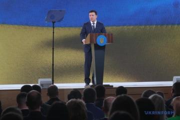 「ウクライナは米国の対コロモイシキー制裁決定を支持している」=ゼレンシキー大統領
