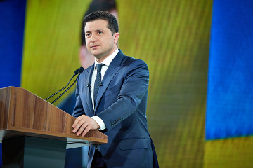 President outlines most important laws for Ukraine