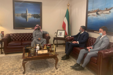 Die Ukraine lädt Kuwait ein, an der Krim-Plattform teilzunehmen