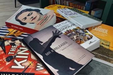 Three Ukrainian writers longlisted for EBRD Literary Prize