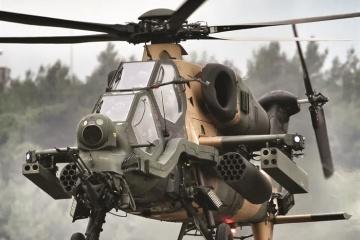 Türkische Kampfhubschrauber ATAK-2 bekommen Triebwerke aus der Ukraine