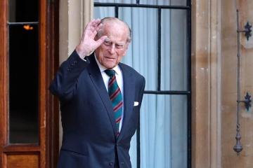 Zelensky expresses condolences to British royal family