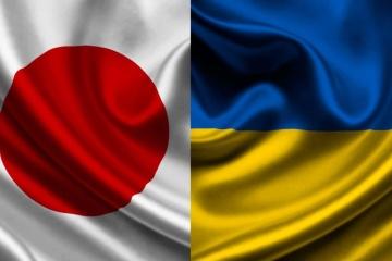 """""""Offene und nützliche Diskussion"""": Verteidigungsminister der Ukraine und Japans halten virtuelles Treffen ab"""