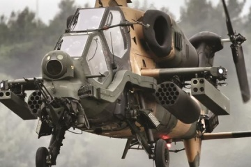 Turkey picks Ukrainian engine for its planned attack helicopter