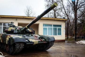 Ten T-64 and T-72 tanks modernized for Ukrainian army
