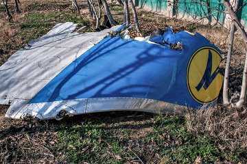 Iran releases final report on Ukrainian plane crash