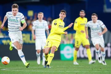 Dynamo Kjyiw scheitert im Achtelfinale der Europa League