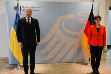 Shmyhal offers Germany to exchange experience in cybersecurity