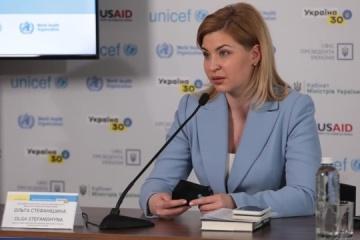 Stefanishyna: Europa también se beneficiará de la adhesión de Ucrania a la UE y la OTAN