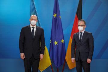 Ukraina liczy na wsparcie Niemiec w kwestii przystąpienia do NATO i Unii Europejskiej – Szmyhal