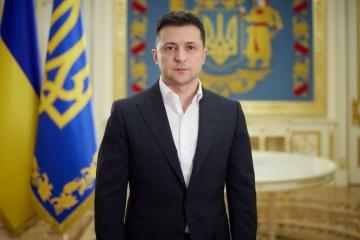 Volodymyr Zelensky: Le Centre de lutte contre la désinformation deviendra un bouclier d'information de l'Ukraine