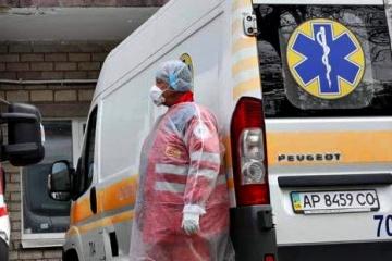 In Ukraine 7.893 neue Coronavirus-Fälle innerhalb von 24 Stunden gemeldet