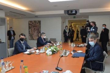 """Rasumkow ruft Präsidenten des Europäischen Parlaments auf, zur Annahme der """"Krim-Resolution"""" beizutragen"""