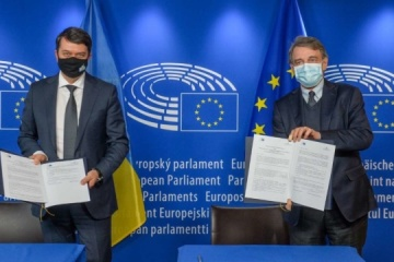 Razumkow opowiedział o rezultatach swojej wizyty w Brukseli