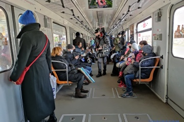 Coronavirus : 1267 cas supplémentaires détectés à Kyiv