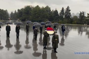 Comandante de las Fuerzas Terrestres de las Fuerzas Armadas de Ucrania inicia una visita a Turquía