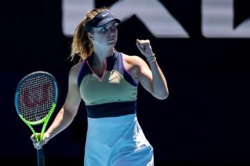 Svitolina se mantiene sexta en el ranking de la WTA