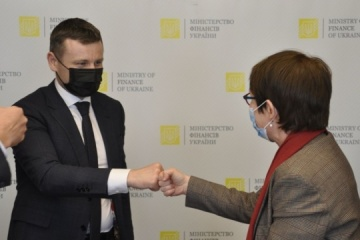 Marchenko: Cooperation with EBRD key to Ukraine's development