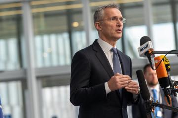 Stoltenberg: La OTAN aumentará el apoyo político y práctico a Ucrania y Georgia