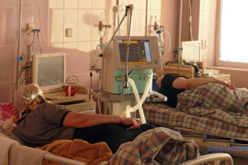 Bed occupancy rate at hospitals in Kyiv exceeds 74% - Klitschko