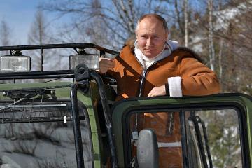 Putin darf erneut als Präsident kandidieren: Duma verabschiedet entsprechendes Gesetz
