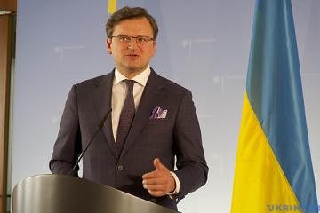 Kuleba sobre Donbás: Si Rusia está de acuerdo, el conflicto terminará en una semana