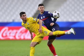 WM-Qualifikation 2022: Ukraine erringt Remis 1:1 gegen Titelverteidiger Frankreich