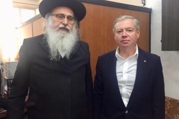 Hasidic pilgrimage: Ukraine and Israel agree to improve infrastructure of Uman city