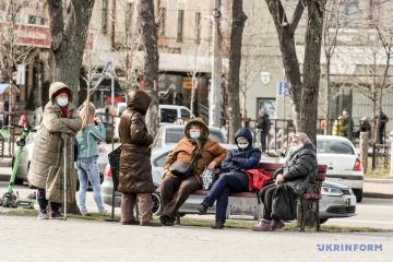 In Kyjiw höchste Zahl der Corona-Fälle seit Beginn der Pandemie: 2.053 Neuinfektionen und 50 Todesfälle