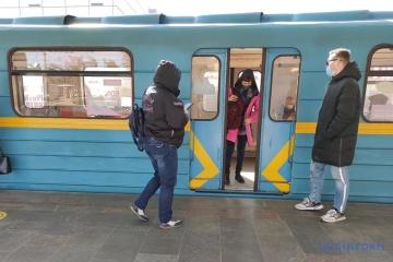 Zonage épidémique : Kyiv et 10 régions ukrainiennes sont désormais « rouges »