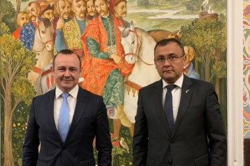 Ukraine, Moldova discuss regional security, cross-border infrastructure and energy projects