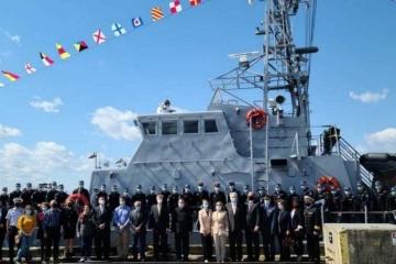 Ukrainian crews of Island-class boats complete training in U.S.
