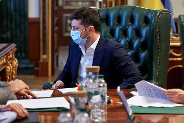 ゼレンシキー大統領、憲法裁判所裁判官2名任命大統領令を無効化