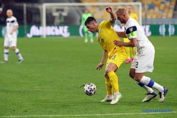 Qualifikation für FIFA-Weltmeisterschaft 2022: Ukrainische Nationalmannschaft konnte Finnland nicht abführen
