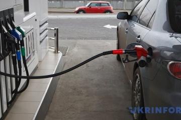 Ukraina traci rocznie miliardy z powodu nielegalnych stacji benzynowych - Czernyszow