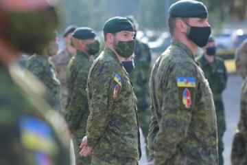 Operation UNIFIER: Canadian military rotates in Ukraine