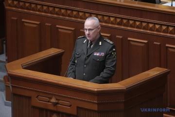 Khomchak: Rusia mantiene 28 grupos tácticos de batallón en la frontera con Ucrania