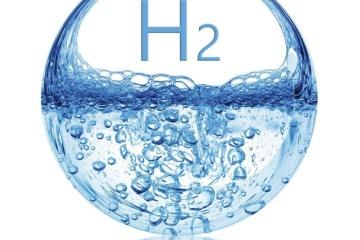 Ukraina może produkować 5,5 miliarda metrów sześciennych wodoru rocznie