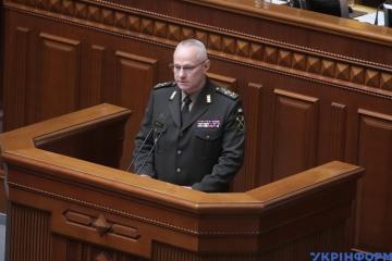 ロシアはウクライナとの国境付近に大隊戦術群28個を配置=宇軍総司令官