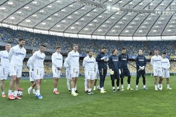 WM-Qualifikation: Ukraine empfängt am Mittwoch Kasachstan