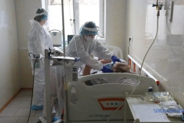 Kyiv reports 1,100 new coronavirus cases