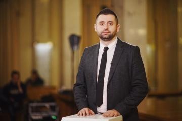 Arakhamiya, Congressman Smith discuss expanding military support for Ukraine